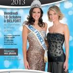 Election de Miss Franche-Comté 2013, pour Miss France 2014, le 18 Octobre 2013.