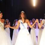 Camille Duban est élue Miss Franche-Comté 2013, pour Miss France 2014.
