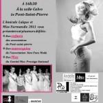 2ème Edition du Grand Défilé de Mode du Téléthon, le 30 Novembre 2013.
