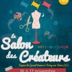 4ème édition du salon Art'Smod, salon des créateurs à Soisy-sur-Seine, les 16 et 17 novembre 2013.