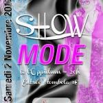Show Mode, à Champagnole (39), le 2 Novembre 2013.