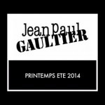 Jean Paul Gaultier – Printemps/Eté 2014 – Paris Fashion Week.