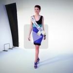 Retour en 2012 : Making-Of d'un shooting photo de Miss France 2012, avec Défi Mode.