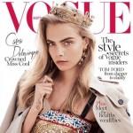 Octobre 2013 : Cara Delevingne pour Vogue Australia, par Benny Horne.