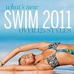 Victoria's Secret Swim 2011, avec Candice Swanepoel, Lily Aldridge et Erin Heatherton.