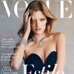 Juillet 2014 : Constance Jablonski par Patrick Demarchelier, pour Vogue en Espagne.
