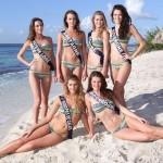 Miss France 2015 : les 33 candidates en bikini à Punta Cana.