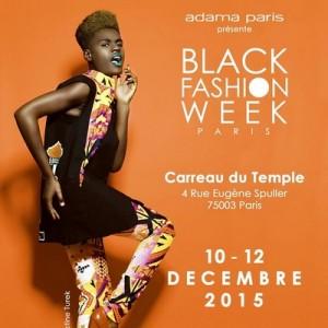 BlackFashionWeekParis2015