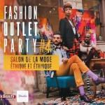 4ème édition de la Fashion Outlet Party, à Lille le 21 novembre 2015.