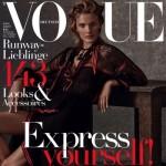 Constance Jablonski pour Vogue Août 2015 en Allemagne.
