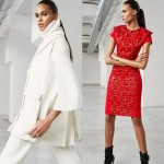 Lookbook Automne 2015 : Antonio Berardi avec Cindy Bruna.