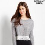 Printemps 2015 : Marilhéa Peillard participe au lookbook de Bethany Mota.