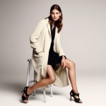 Lookbook Printemps 2015 : Ophélie Guillermand pour H&M.