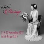 Salon du Mariage, à Paris Le Bourget, les 11 et 12 Novembre 2017.