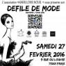 27 Février 2016 : Défilé de Mode à Paris avec l'association «Habillons Nous».
