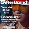 25 Juin 2017, Concours de détection mannequins de Purdey Model Management.